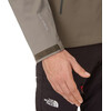 The North Face M's FuseForm Originator Jacket Black Ink Green/Vaporous Grey